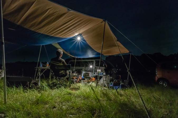 「夜が涼しく過ごせるお気に入りの場所」 杉本昌弘(chims1220)さん撮影