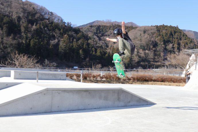 田代運動公園 スケートパーク